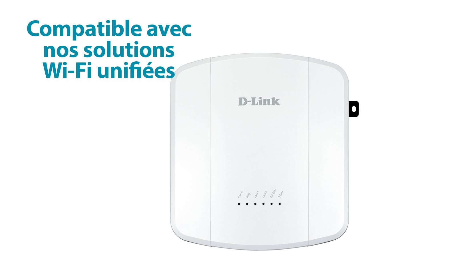 POINT D'ACCESS WL DUAL BAND POE AIRPREMIER