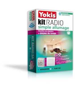 KIT RADIO SIMPLE ALLUMAGE